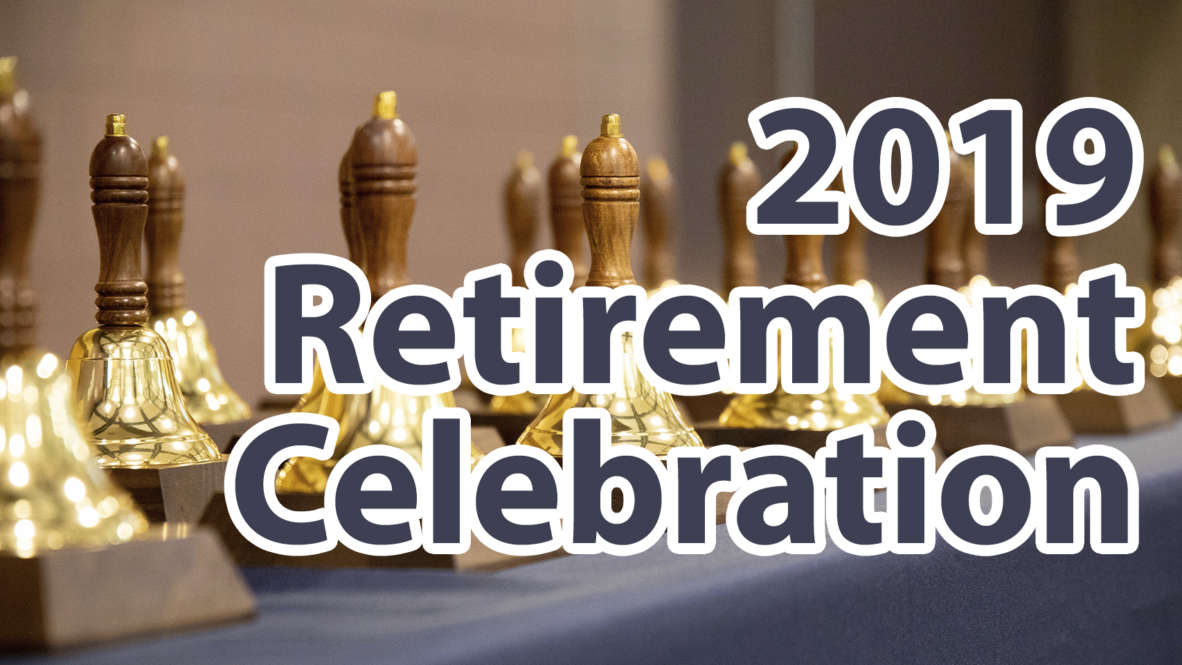 Retirement and Years of Service Celebration