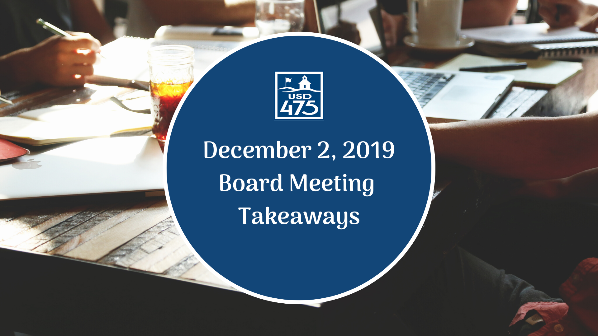 Board Meeting Takeaways