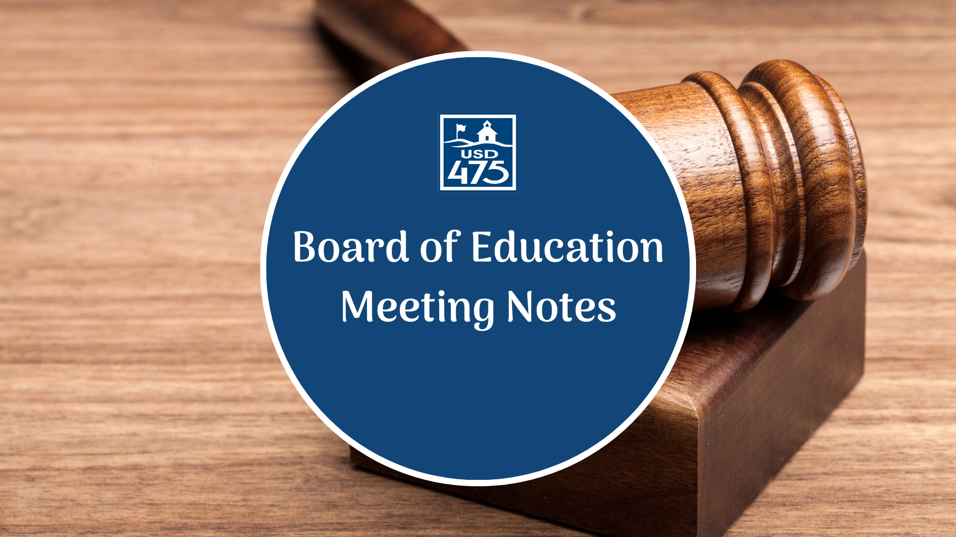 Board of Education Meeting Notes